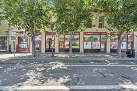 RETAIL/OFFICE UNITS FOR LEASE IN FREMONT - Fremont