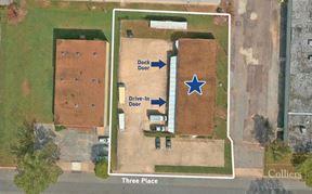 6,250 SF of Industrial Space in Memphis, TN - Memphis