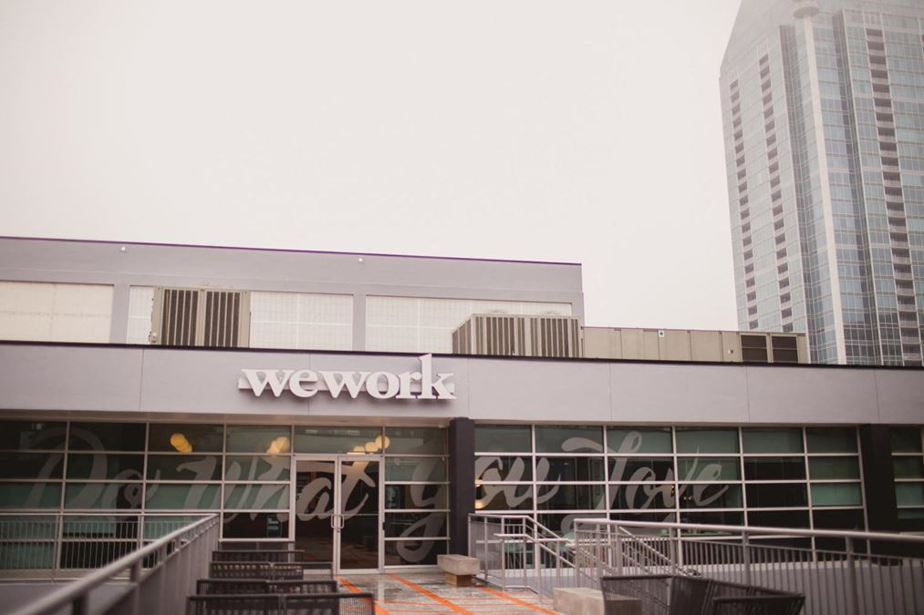 WeWork | Tower Place 100