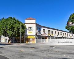 6th & LA Wholesale Plaza - Los Angeles