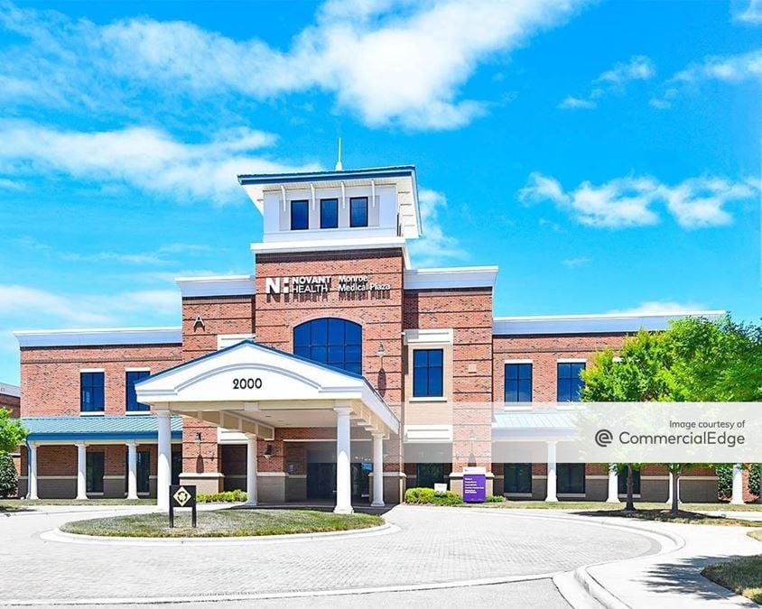 Novant Health Monroe Medical Plaza - 2000 Wellness Blvd