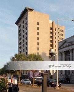 US National Bank Building - Galveston