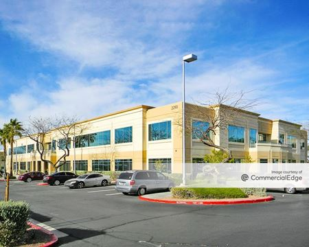 Green Valley Corporate Center North - Plaza 10 - Henderson
