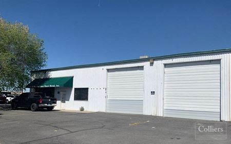 LIGHT INDUSTRIAL SPACE FOR LEASE - Sparks