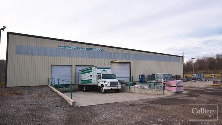Warehouse/Office/Showroom For Sale or Lease