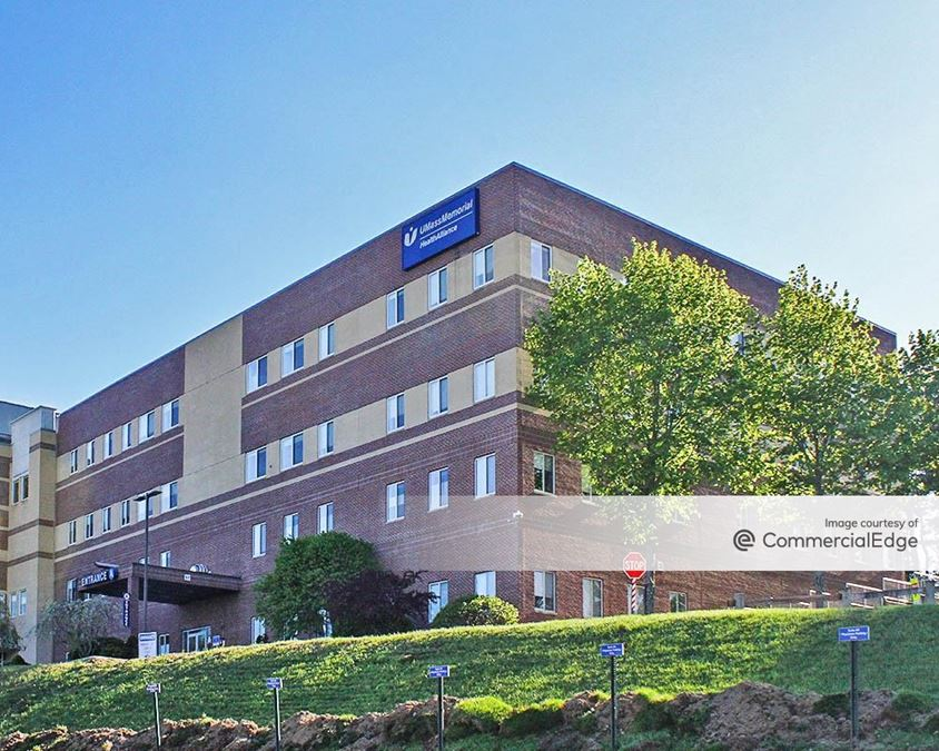 HealthAlliance Hospital - Leominster Campus - Professional Office Building