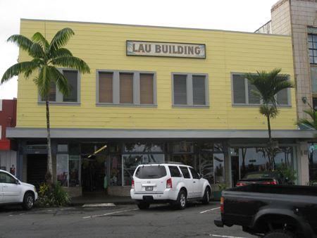 Lau Building - Hilo