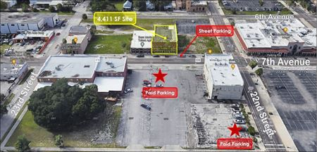 2,110 SF to 4,411 SF Professional Work Space, Ybor City - Tampa