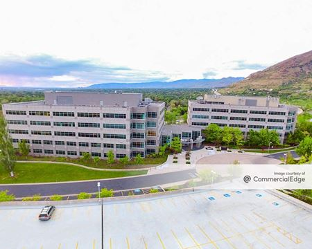 Cottonwood Corporate Center - 2825 East Cottonwood Pkwy - Cottonwood Heights