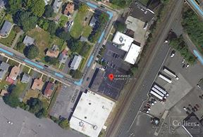 13,000 sf industrial building for lease in Hartford, CT
