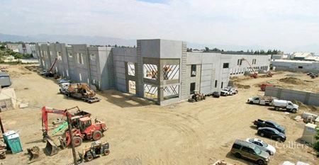 Class-A Inland Empire | 173,121 SF Industrial Building Under Construction - Fontana