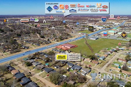 Dollar General - Shreveport, LA MSA - 80K Population - Bossier City