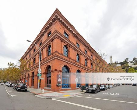 Levi's Plaza - 1265 Battery Street - San Francisco