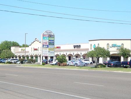 Presidio Plaza Shopping Center - McAllen