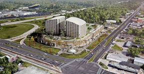 4.65 AC INFILL DEVELOPMENT-FORMER HOTEL SITE AT I-275- PRIME TAMPA LOCATION! - Tampa