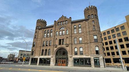 For Sale and Lease > Turn-Key Restaurants & Office - GAR Building - Detroit