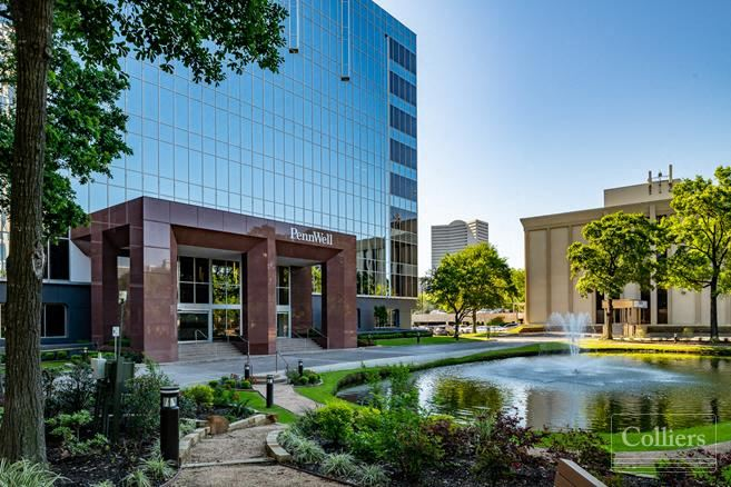 For Sublease | Class A Office Space in Post Oak Park