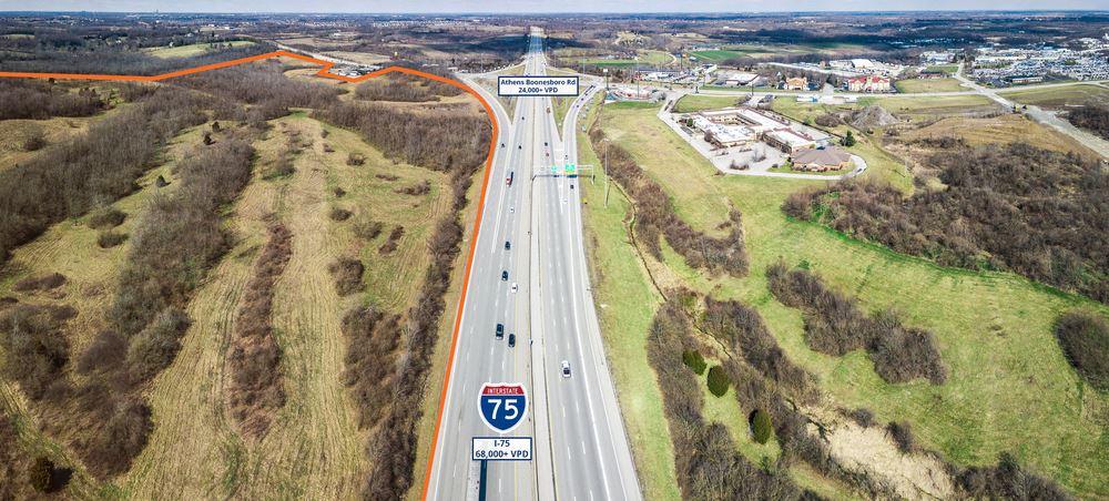 Interstate 75 Development Land Athens Boonesboro Lexington KY