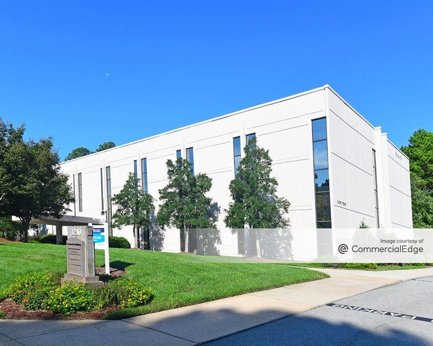 Research Triangle Park - Progress Center - Cape Fear Building