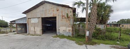 Warehouse for lease in Ybor - Tampa