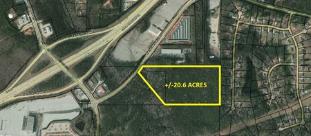 +/-20.6 ACRE SITE FOR INDUSTRIAL OR 55+ DEVELOPMENT - NEWNAN