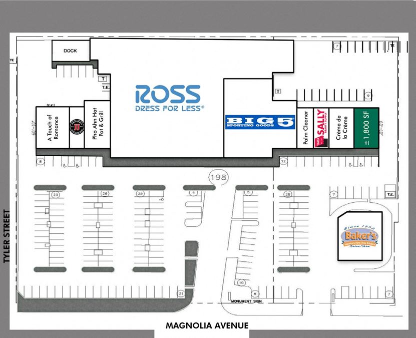 Riverside Towne Center-10231-10281 Magnolia Ave