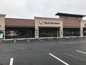 4,950' Retail Space at 650 E. Battlefield - Springfield