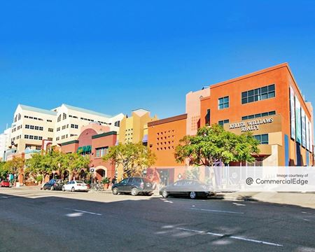 Village Hillcrest Office Building - San Diego