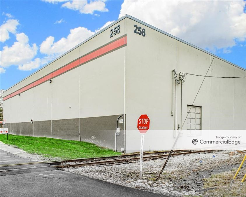 Kitley Industrial Park - 258 South Kitley Avenue