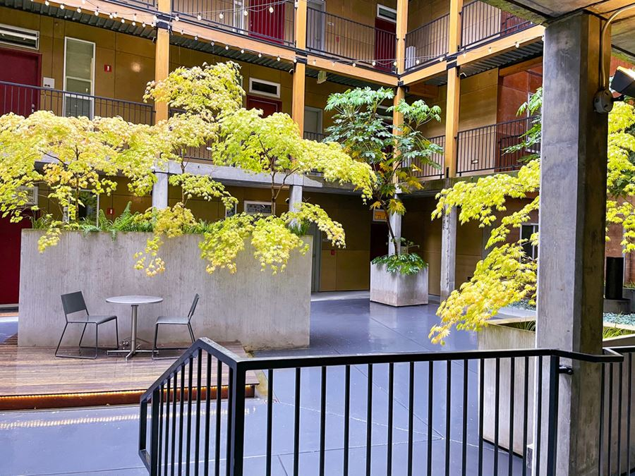 Belltown Lofts Condominiums
