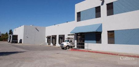 WAREHOUSE SPACE FOR SUBLEASE - San Jose