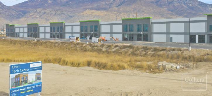 Orem Tech Center Buildings 1, 2, 3, and 4