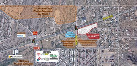 SEC Ajo Highway & Camino De Oeste - Tucson