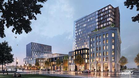 CPA Building Redevelopment Site - Detroit