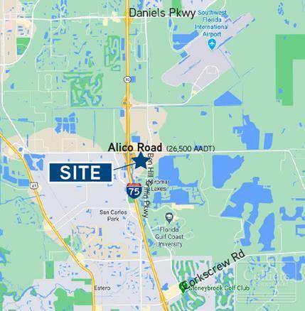 GCTC lot - 10061 University Plaza Dr. - Fort Myers