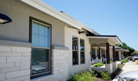 The Oaks Office Condominiums - Pflugerville