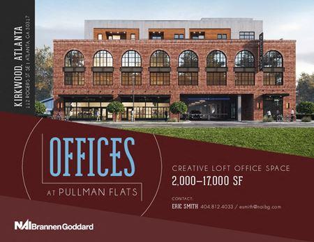 Offices at Pullman Flats - Atlanta