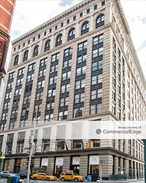 Prince Building - New York