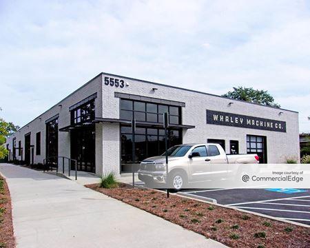 Whaley Machine Company Building - Chamblee