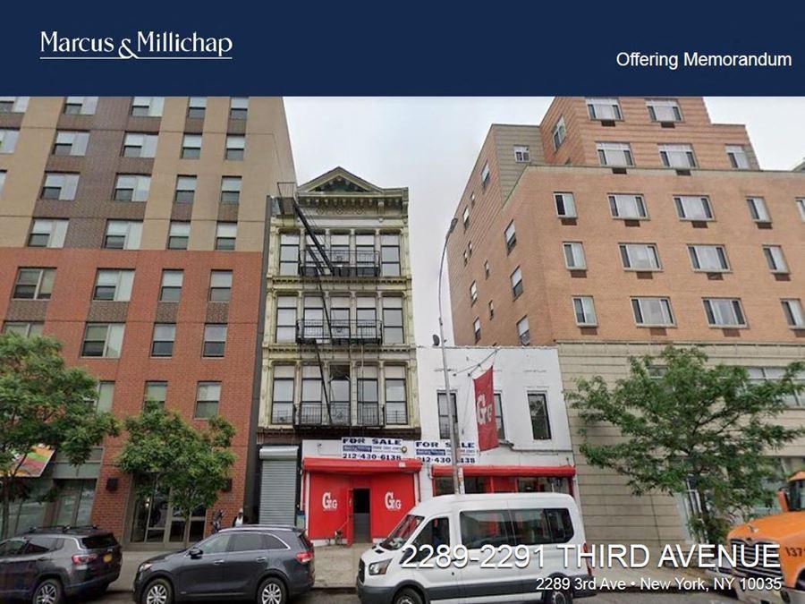 2289 Third avenue New York