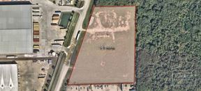 For Lease | ±5  Acres Fenced and Stabilized Yard