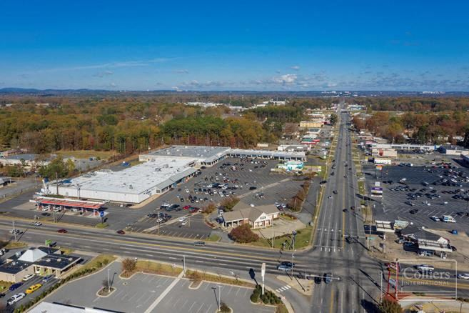 For Lease: 8800-8824 Geyer Springs Rd