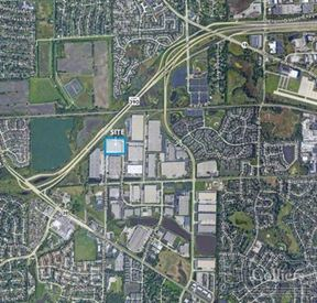 160,419 SF Available for Sublease in Hanover Park