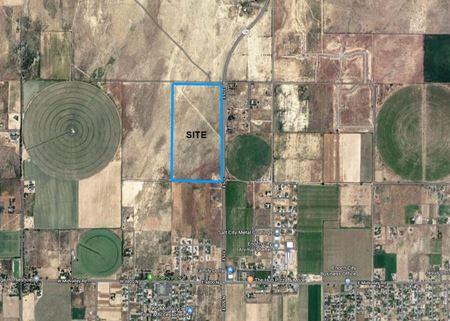 80 Acre Food Production/Processing Plant Site - Cedar City