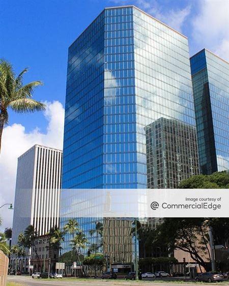 Pacific Guardian Center - Makai Tower - Honolulu