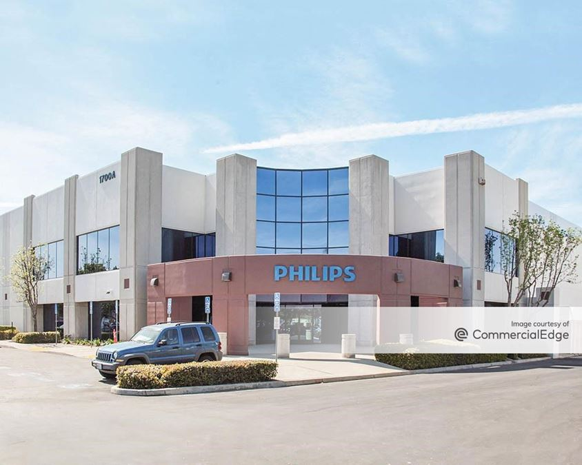 Thoroughbred Business Park - Phase III - 1700 South Baker Avenue