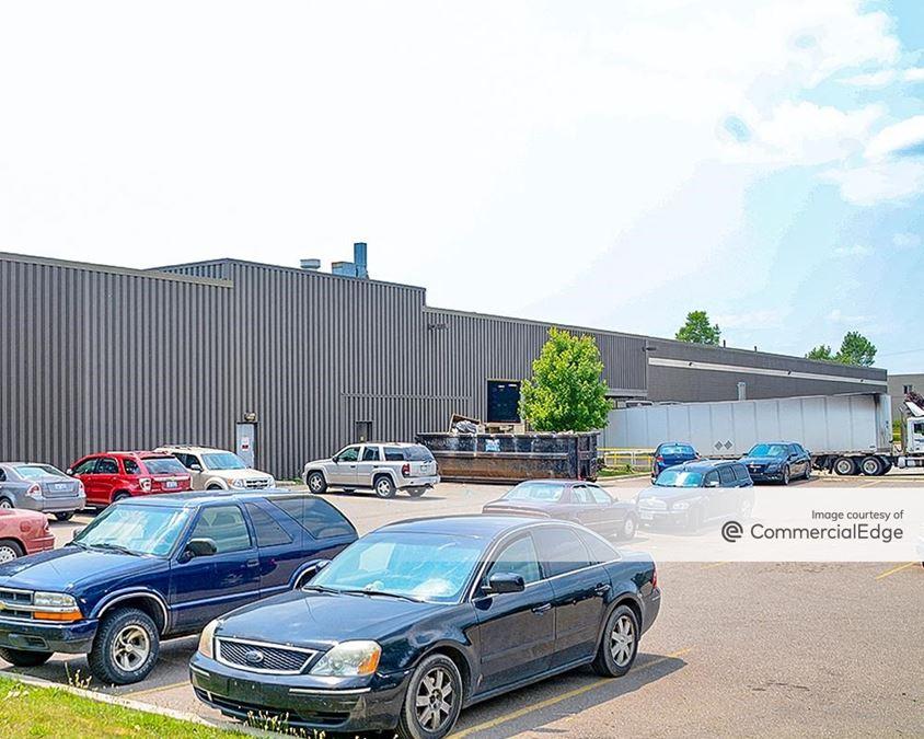 Metro Telegraph Industrial Park - 24500 Northline Road