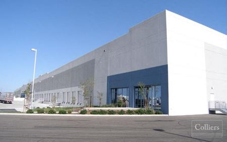 PROLOGIS PARK TRACY - Tracy
