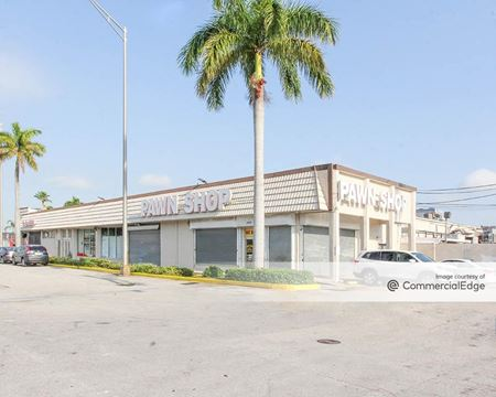 Miami Gardens Shopping Plaza - Opa Locka