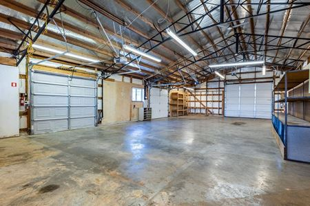 2,400 SF Office / Warehouse Space For Lease - Willard